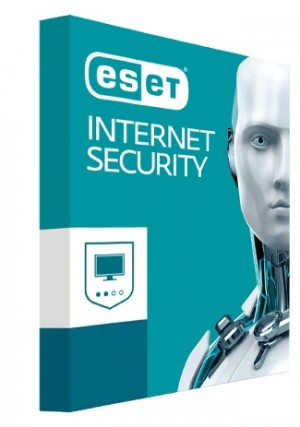 Eset Internet Security - 1 PC/1 Year