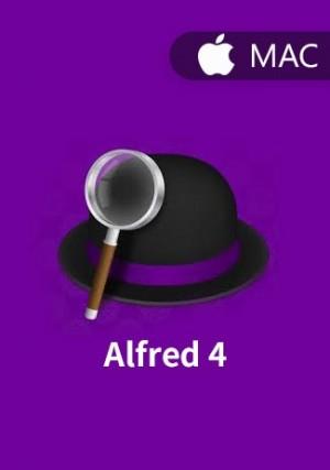 Alfred 4 - Mac/iOS