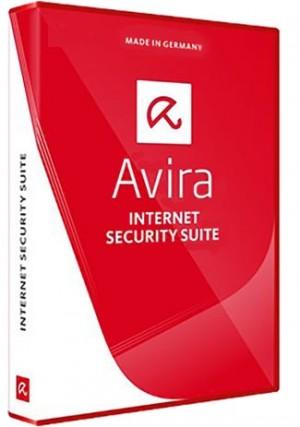 Avira Internet Security Suite - 3 Years/2 Users(EU)