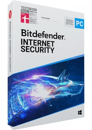 Bitdefender Internet Security /10 Devices (1 Year)