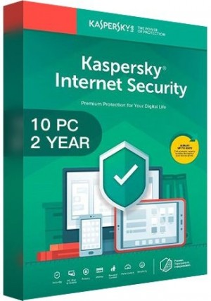 Kaspersky Internet Security Multi Device 2020 / 10 Devices (2 Years)