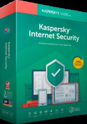 Kaspersky Internet Security Multi Device 2020 / 1 Device (1 Year)