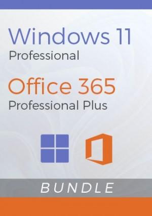 Windows 11 Pro + Office 365 Pro Plus Package