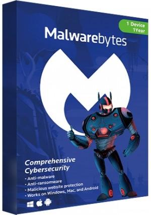 Malwarebytes Premium - 1Device/1 Year (EU)