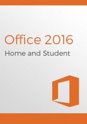 Microsoft Office 2016 (Home and Student - 1 User)