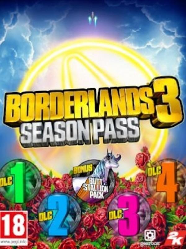 Borderlands 3 - Season Pass