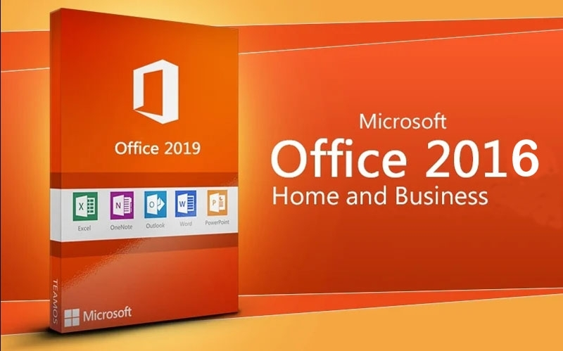 Office 2016 Home&Business Key for Mac